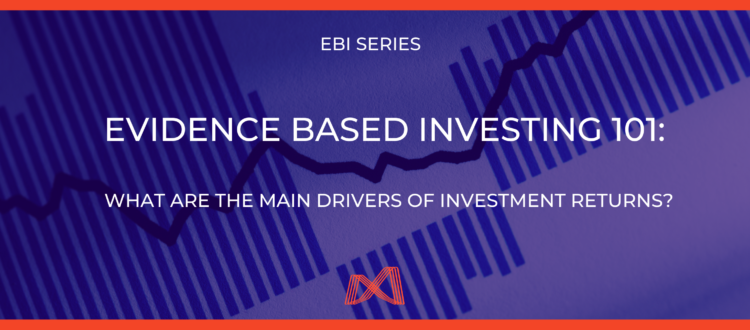 Evidence Based Investing Market Drivers